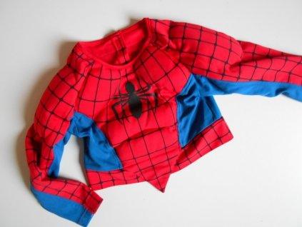 19541 maskarni kostym spiderman marks spencer vel 98 104