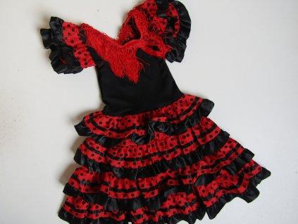 15164 maskarni kostym tanecnice vel 92 98