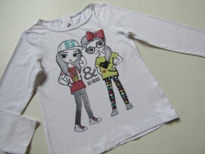 Dívčí tričko- C&A... VEL-116