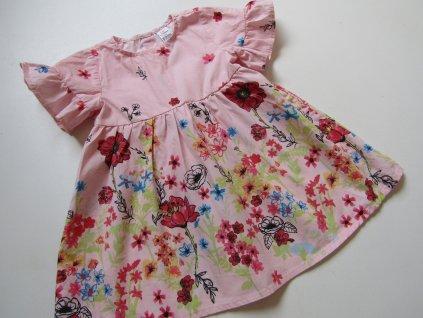 Dívčí šatky- BABY...VEL-86-92