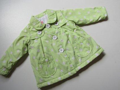 Dívčí oteplený kabátek-GEORGE... VEL-74