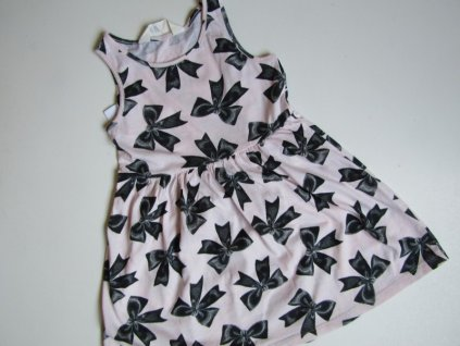 Dívčí letní šatky- H&M... VEL-98-104