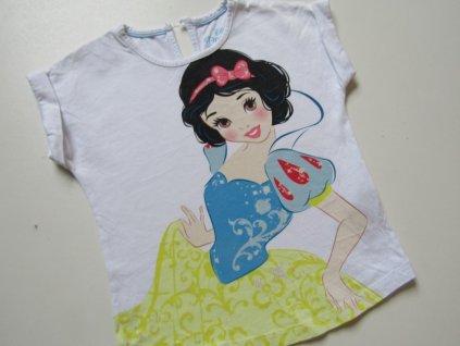 Dívčí tričko- M&S... VEL-98