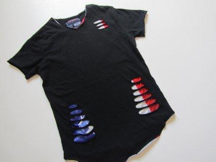 Dívčí sportovní tričko- ZAKI... VEL-152