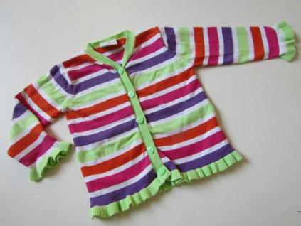 Dívčí svetřík- TOPOMINI... VEL-86