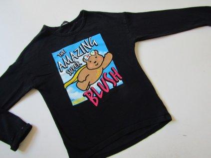 Dívčí tričko- GEORGE... VEL-128-134