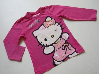 Dívčí  tričko- HELLO KITTY... VEL-92