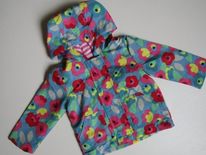 Dívčí bunda-jaro/podzim- TU... VEL-74