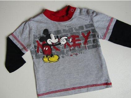 Chlapecké tričko- DISNEY... VEL-74