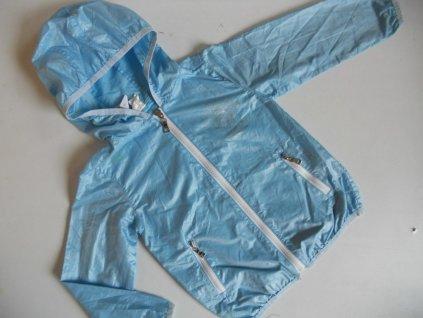 Chlapecká bunda-lehká...vel-116-122