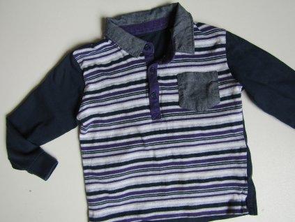 Chlapecká polokošile....VEL-86-92