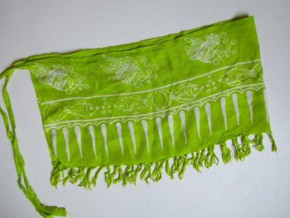 Šátek na plavky