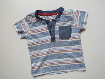 Tričko s krátkým rukávem-NOVÉ... VEL-68