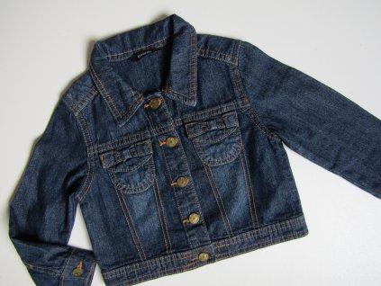 Dívčí džínová bunda- GEORGE... VEL-92-98
