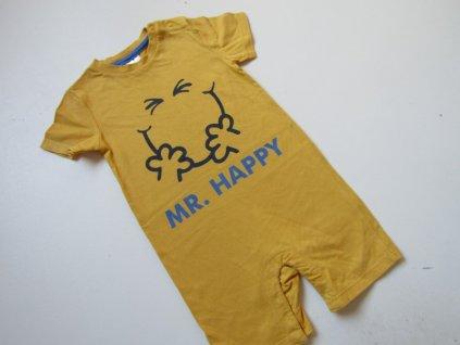 Chlapecký overal- MR.HAPPY... VEL-86-92