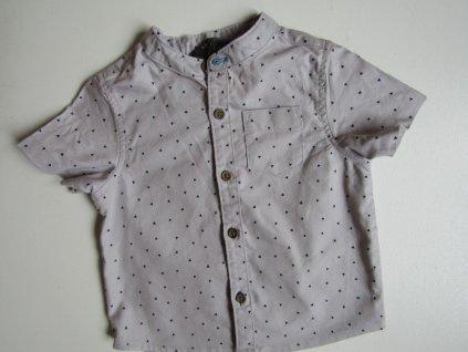 Chlapecká košile- PRIMARK... VEL-74