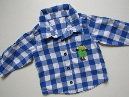 Chlapecká košile- GEORGE... VEL-80