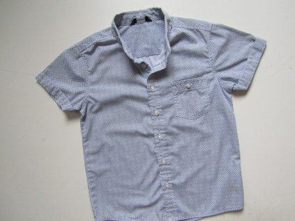 Chlapecká košile- GEORGE... VEL-122-128