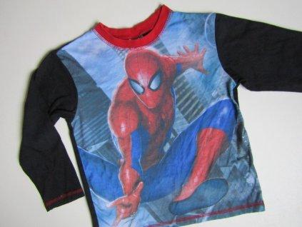 Chlapecké tričko- SPIDERMAN... VEL-122-128