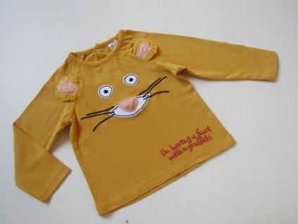 Dívčí tričko- GRUFFALO... VEL-74