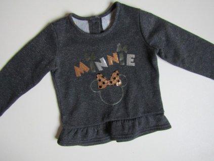 Dívčí mikina- DISNEY... VEL-92-98