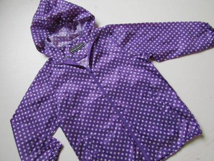 Dívčí tenká bunda- RAINYDAYS... VEL-122-128
