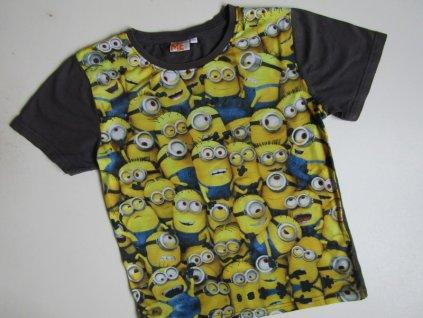 Chlapecké tričko- DESPICABLE... VEL-152