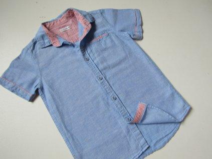 Chlapecká košile- M&CO... VEL-122-128
