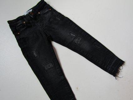 Chlapecké elastické džíny- SKINNY... VEL-92-98