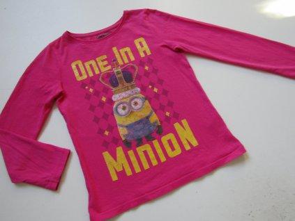 Dívčí tričko- MIMONI... VEL-128-134