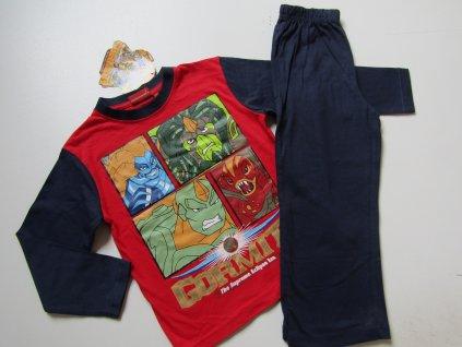 Chlapecké pyžamo- GORMITI-NOVÉ... VEL-110