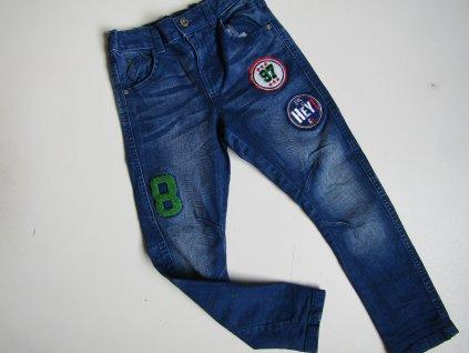 Chlapecké džíny- F&F... VEL-116-122