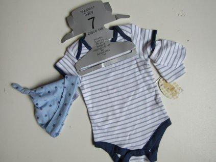 Chlapecký set- BABY-NOVÝ... VEL-74