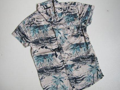 Chlapecká košile- GEORGE... VEL-134-140