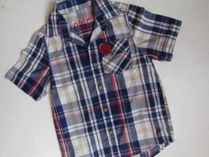 Chlapecká košile- REBEL... VEL-128-134