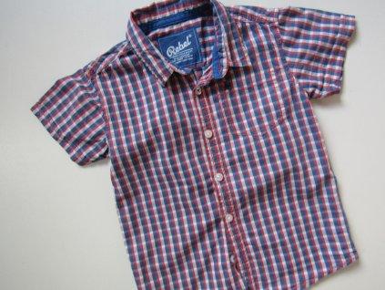 Chlapecká košile- REBEL... VEL-104-110