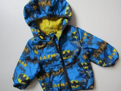 Chlapecká bunda-jaro/podzim- BATMAN-NOVÁ... VEL-68