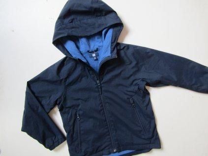 Chlapecká bunda-jaro/podzim- UNIQLO.. VEL-110-116