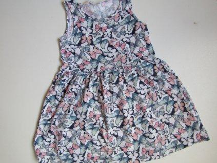 Dívčí šatky- H&M... VEL-110-116