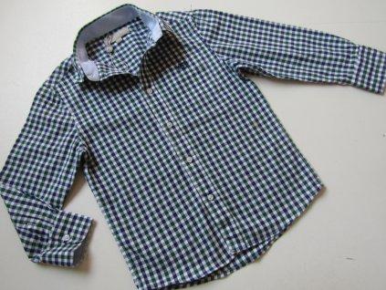 Chlapecká košile- DUNNES STORES-NOVÁ... VEL-116-122