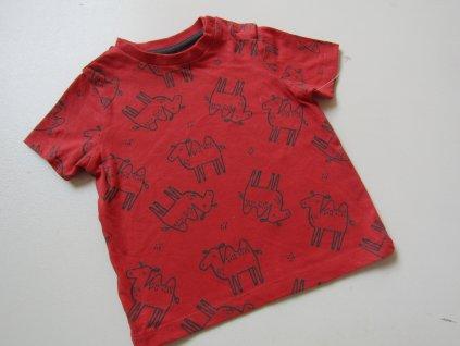 Chlapecké tričko- F&F-NOVÉ... VEL-74