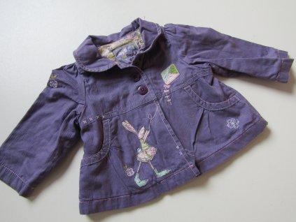 Dívčí kabátek- NEXT... VEL-74