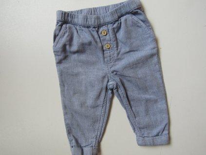 Chlapecké kalhoty- H&M...74