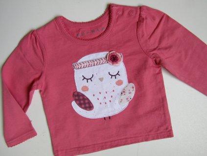 Dívčí tričko- NUTMEG-NOVÉ... VEL-74-80
