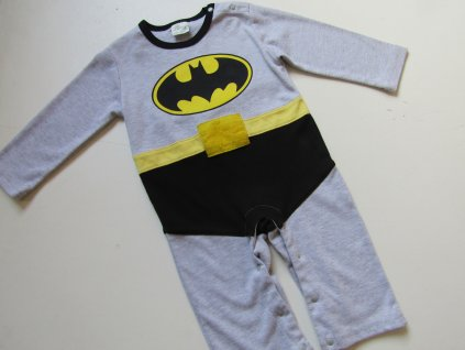 Chlapecký overal-BATMAN... VEL-86-92