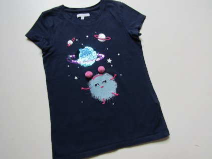 Dívčí  tričko- BLUEZOO... VEL-116-122