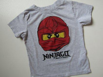 Chlapecké tričko- H&M... VEL-98-104