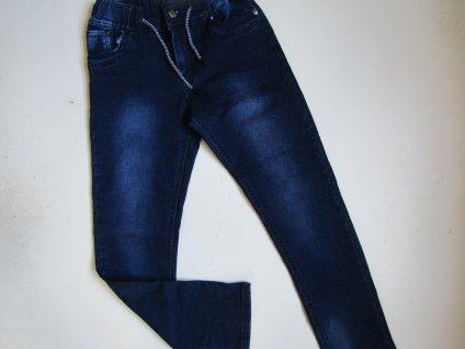 Chlapecké teplákové džíny- KIDS... VEL-146