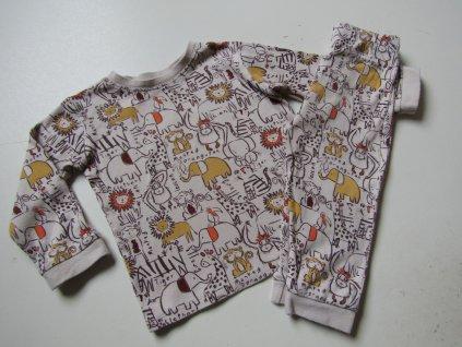 Chlapecké pyžamko- GEORGE... VEL-80-86