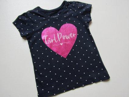Dívčí tričko- PRIMARK... VEL-98-104